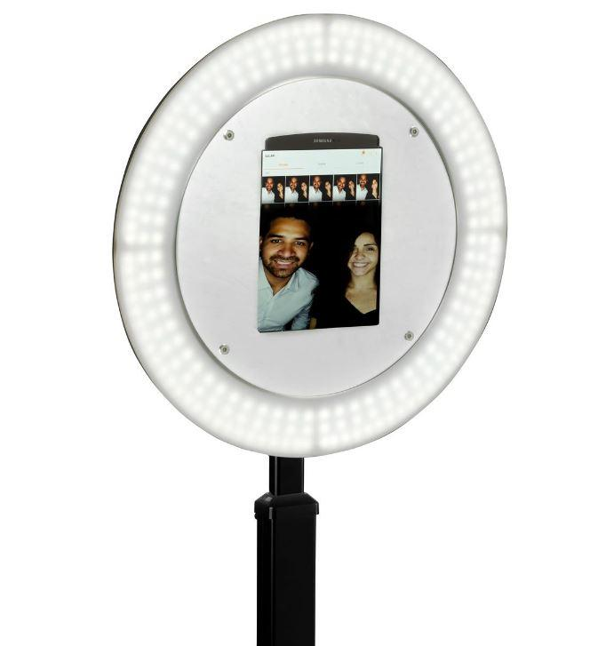 Simple iPad photo booth